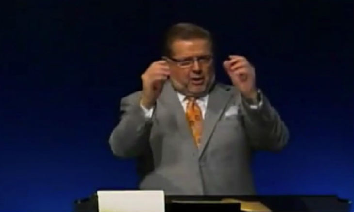 Bishop Bart Pierce Teaching