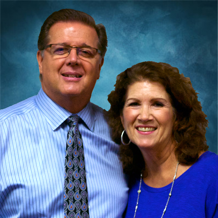 Bishop & Coralee Pierce