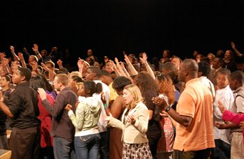 Revolutionist Young Adults Rock City Church
