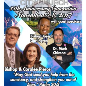 34th Anniversary Convention