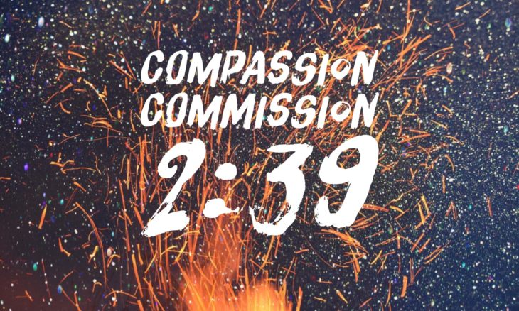 Compassion Commission 2018 Logo