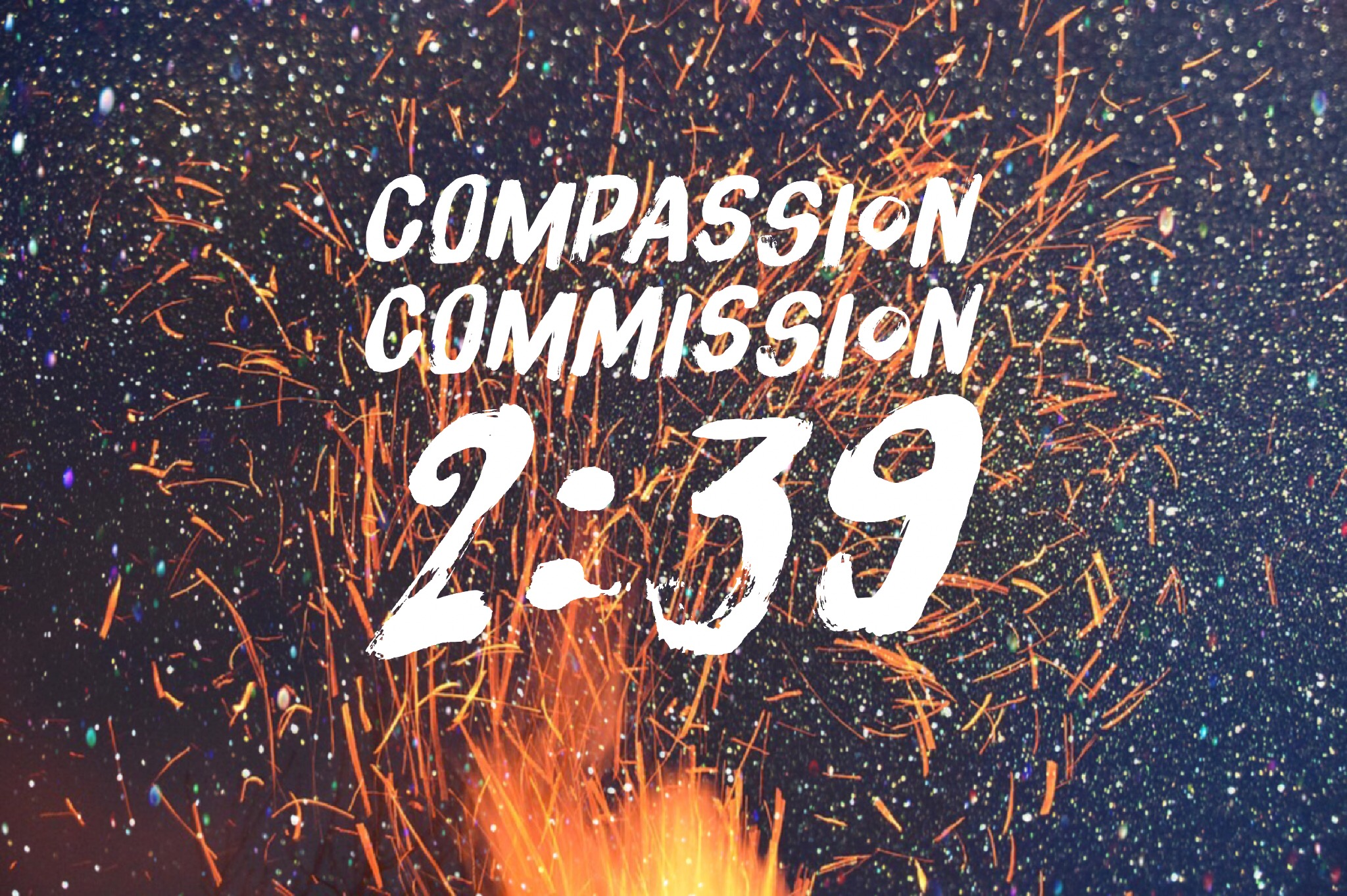 Compassion Commission 2018 Logo