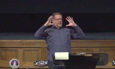 Bishop Bart Pierce