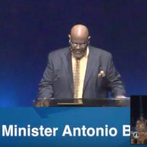 Minister Antonio Barboza